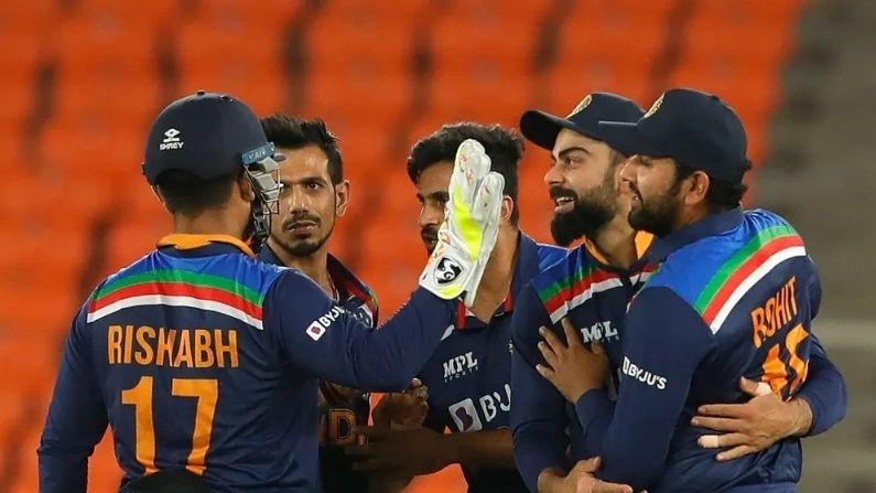 IND vs ENG : पांचवे टी-20 में ये भारतीय खिलाड़ी भी कर सकता है डेब्यू, लंबे छक्के लगाने के लिए मशहूर 8