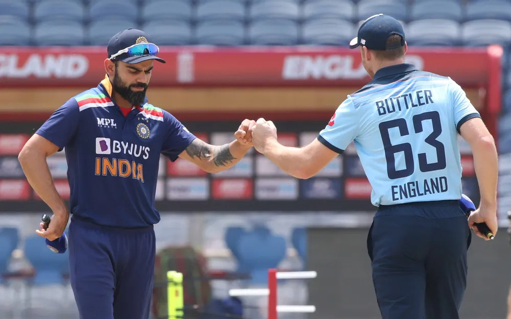 दूसरे वनडे में भी इंग्लैंड ने जीता टॉस, ये खिलाड़ी लेंगे मॉर्गन और अय्यर की जगह 1