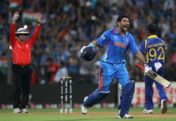 RSWS: युवराज सिंह बने सबसे भाग्यशाली भारतीय क्रिकेटर, 6 बड़े टूर्नामेंट जीतने का बनाया रिकॉर्ड 4