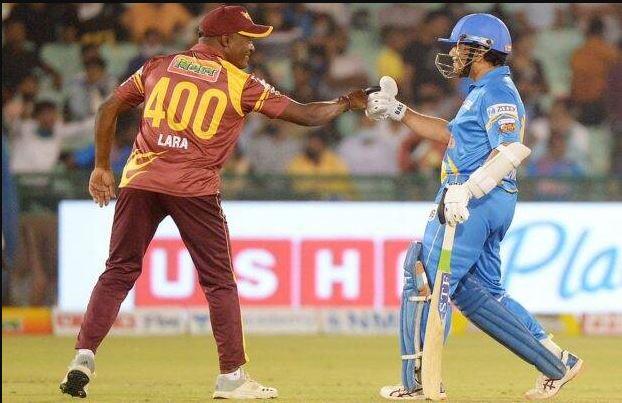 रोड सेफ्टी वर्ल्ड सीरीज में वेस्टइंडीज लीजेंड्स को 12 रनों से हरा कर फाइनल में पहुंची इंडिया लीजेंड्स 10
