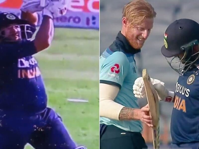 shardul and stokes