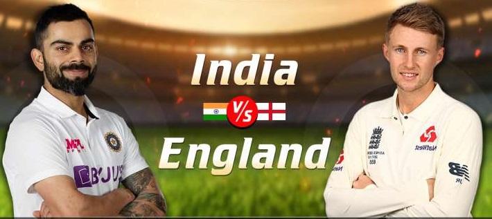 भारत और इंग्लैंड