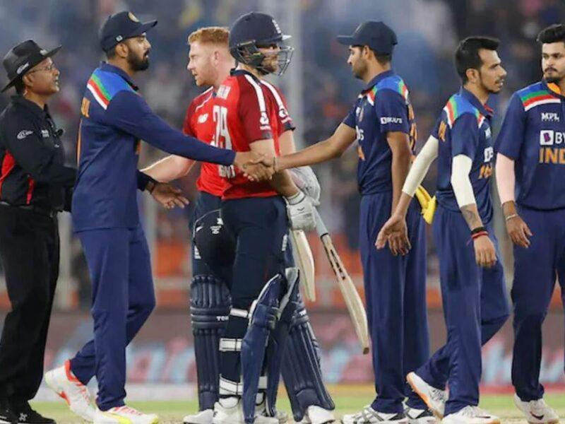 INDvsENG : इन 2 बड़े बदलावों के साथ आखिरी टी-20 मैच में उतर सकती है भारतीय टीम 7