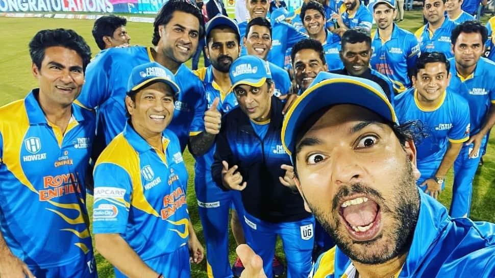RSWS: युवराज सिंह बने सबसे भाग्यशाली भारतीय क्रिकेटर, 6 बड़े टूर्नामेंट जीतने का बनाया रिकॉर्ड 1