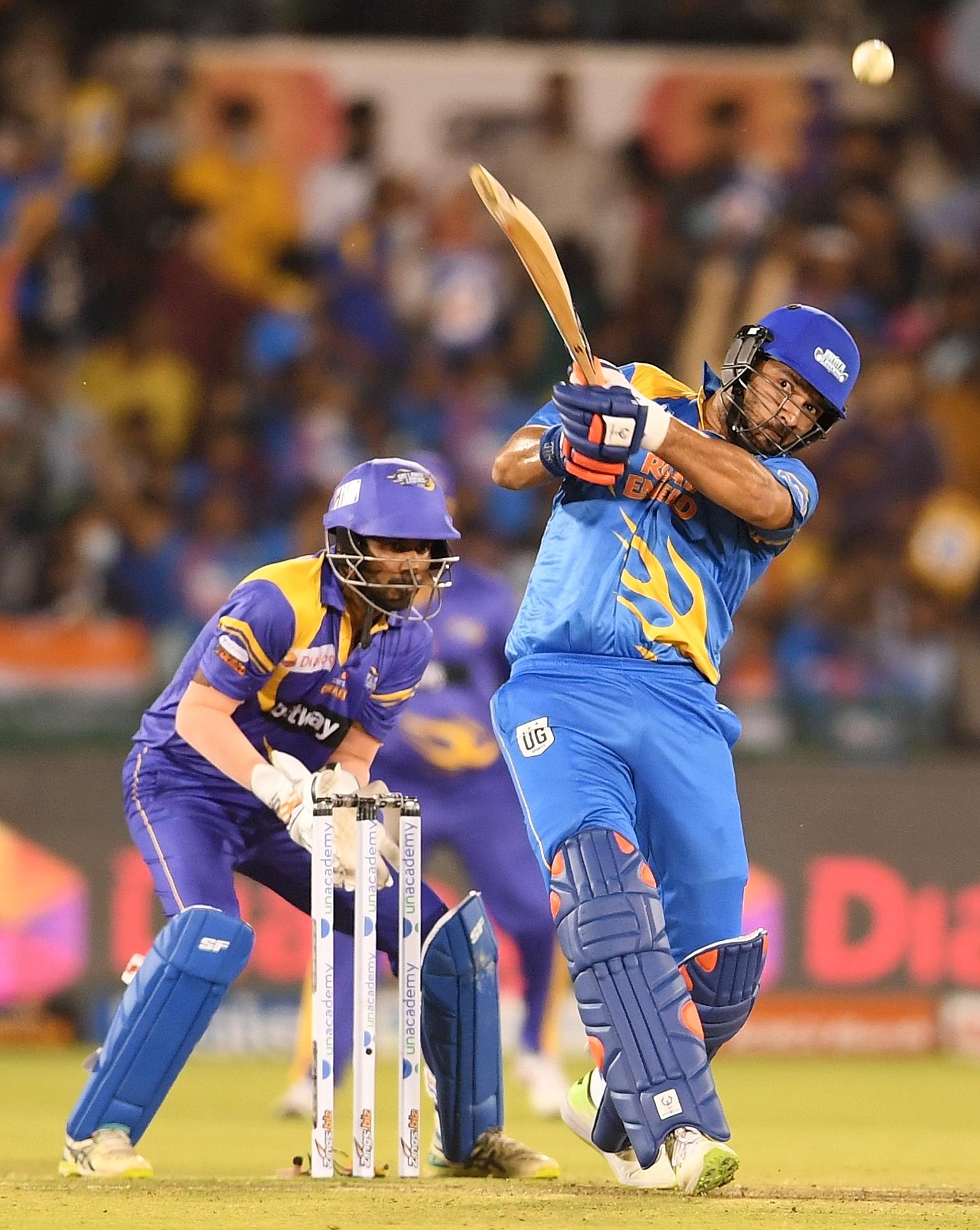 इंडिया लीजेंड्स को खिताब जीताने वाले यह 3 खिलाड़ी, भारतीय टीम में खेलने का रखते हैं दम 2