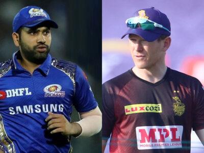 MIvsKKR, STATS PREVIEW : मैच में बन सकते 8 रिकॉर्ड, रोहित शर्मा के पास कोहली-रैना को पीछे छोड़ने का मौका 20