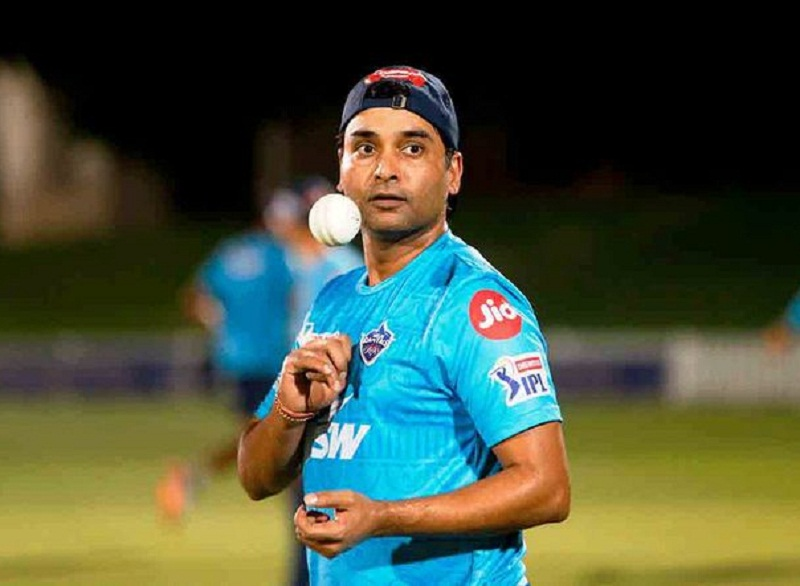 DCvsMI : 'मैन ऑफ़ द मैच' अमित मिश्रा ने बताया, आखिर कैसे चटकाते हैं आईपीएल में ढेर सारे विकेट 6