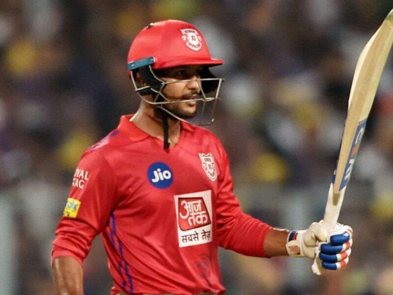 IPL 2021 : दिल्ली के खिलाफ मयंक अग्रवाल ने बनाया बड़ा रिकार्ड, आईपीएल में ऐसा करने वाले बने दूसरे क्रिकेटर 6