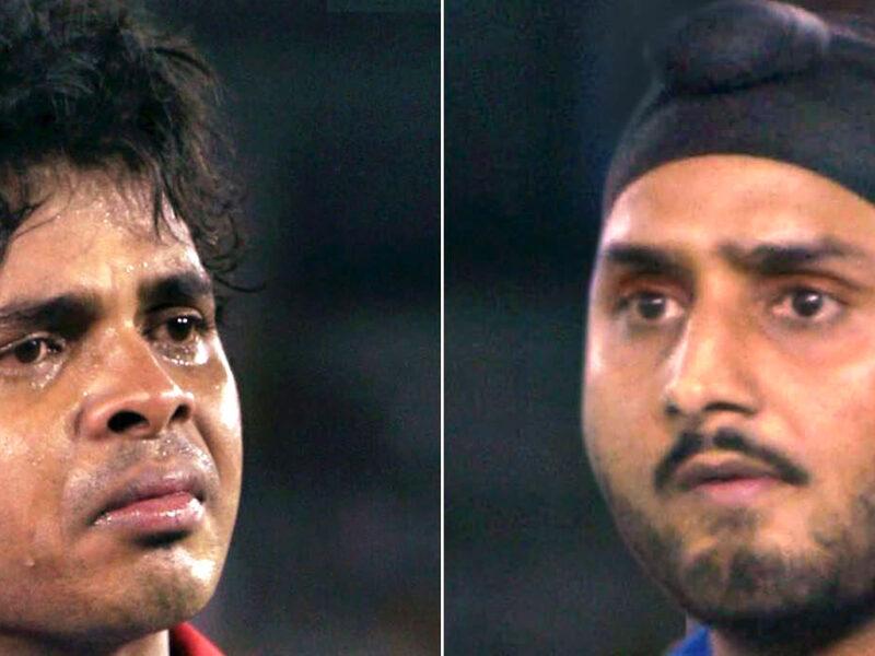 आईपीएल इतिहास के वो 5 शर्मनाक पल, जिसकी वजह से हर भारतीय है शर्मिंदा 8