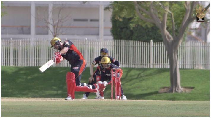 प्रैक्टिस मैच में चमका आरसीबी के इस युवा खिलाड़ी का बल्ला, चहल ने भी झटके 2 विकेट 14