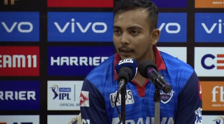 IPL 2021: चेन्नई के खिलाफ जीत के बाद पृथ्वी शॉ को याद आए श्रेयस अय्यर, कहा कप्तान को कर रहे हैं मिस 1