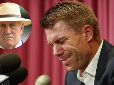 डेविड वार्नर पर से आजीवन कप्तानी का प्रतिबंध हटाने के लिए इयान चैपल ने क्रिकेट ऑस्ट्रेलिया से लगाई गुहार 8