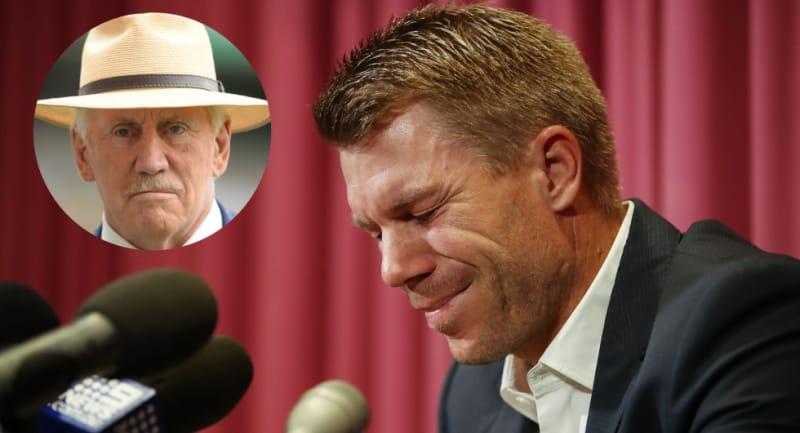 डेविड वार्नर पर से आजीवन कप्तानी का प्रतिबंध हटाने के लिए इयान चैपल ने क्रिकेट ऑस्ट्रेलिया से लगाई गुहार 10