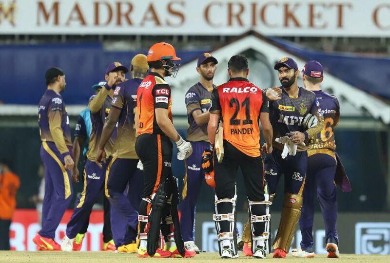 KKRvsSRH : STATS : मैच में बने 13 रिकॉर्ड, नितीश राणा ने लगाई रिकॉर्ड्स की झड़ी 8