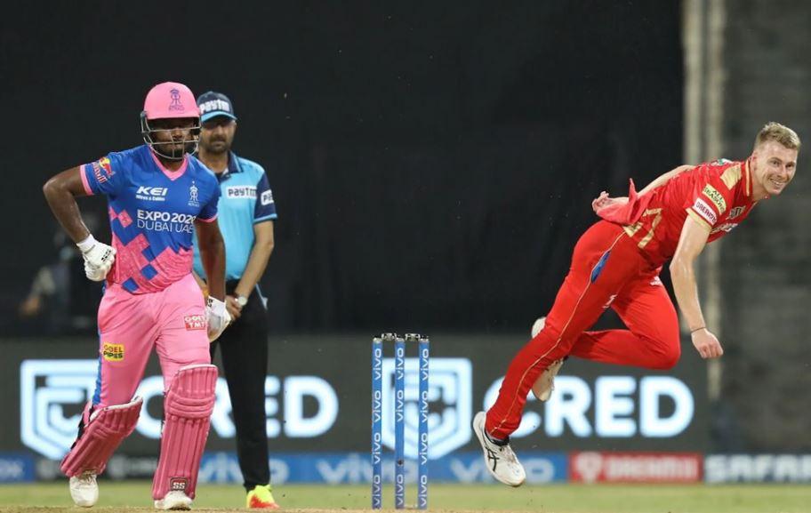 PBKSvsRR : 'मैन ऑफ़ द मैच' संजू सैमसन ने बताया, आखिर कैसे इतनी आसानी से गेंद को हिट कर लेते 2