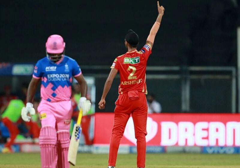 PBKSvsRR : 20वें ओवर में हुई संजु सैमसन की इस गलती की वजह से 4 रन से हार गई राजस्थान रॉयल्स 7