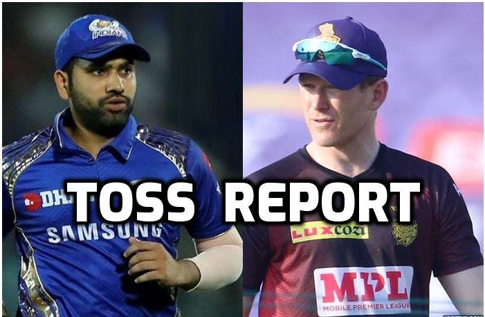 KKRvsMI : केकेआर ने टॉस जीत चुनी गेंदबाजी, मुंबई की प्लेइंग XI में हुई दिग्गज खिलाड़ी की वापसी 17