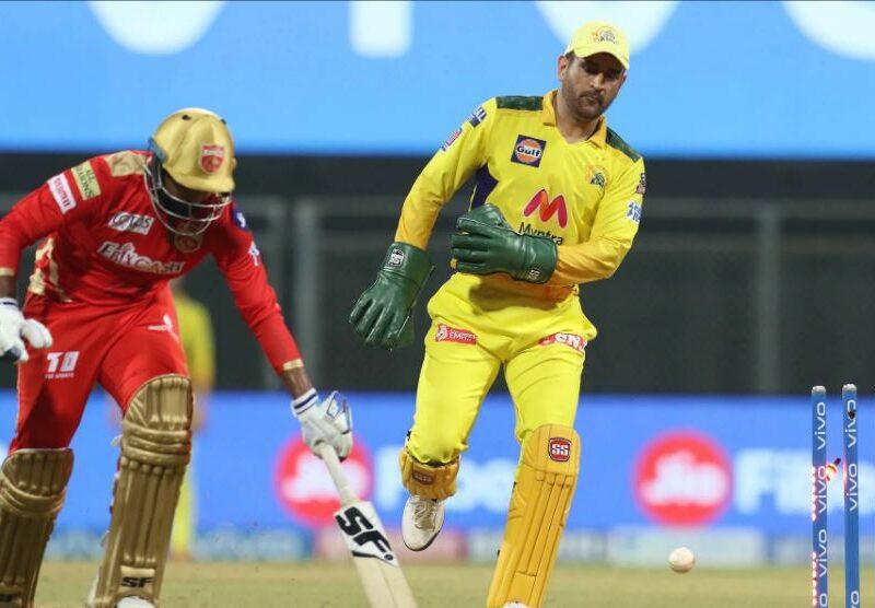 CSKvsPBKS : STATS : मैच में बने 11 रिकॉर्ड्स, धोनी ने अपनी कप्तानी से बना डाला हैरान करने वाला रिकॉर्ड 4