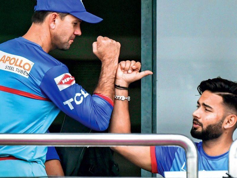 IPL 2021: दिल्ली कैपिटल्स के कोच रिकी पोंटिंग ने ऋषभ पंत को बताया विराट कोहली और केन विलियमसन के समकक्ष 2