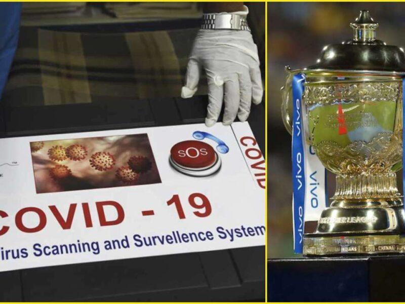 IPL 2021: आईपीएल पर कोरोना का खौफ, इन 3 भारतीयों ने छोड़ा टूर्नामेंट पहुंचे घर 1