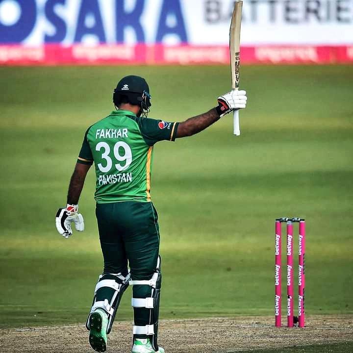 पाकिस्तानी बल्लेबाज फखर जमान ने तोड़ा इन 3 भारतीय खिलाड़ियों का बड़ा रिकॉर्ड 4
