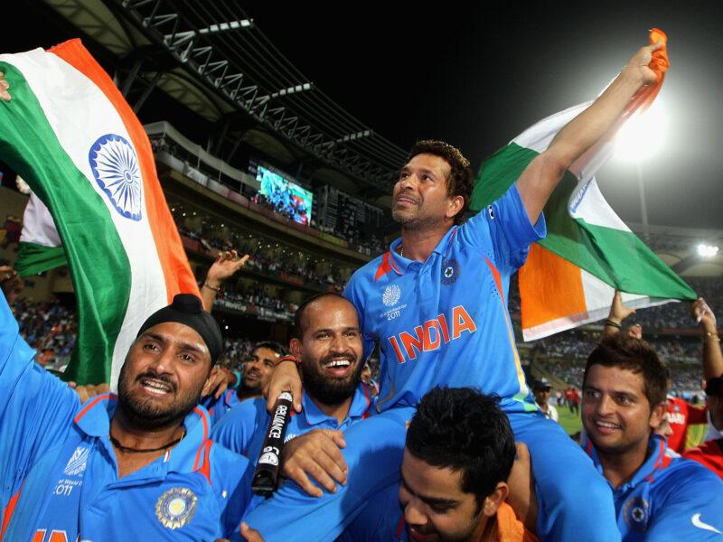 सचिन तेंदुलकर के इस एक फैसले ने भारत को बना दिया था विश्व कप 2011 का चैम्पियन 6