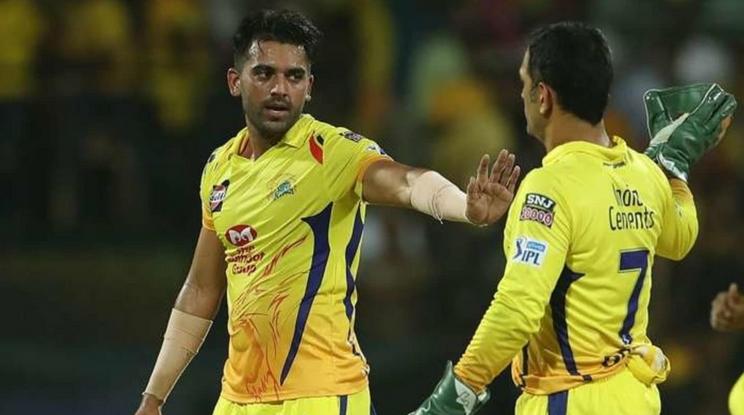 IPL 2021: पंजाब के खिलाफ 4 विकेट लेने वाले दीपक चाहर को बड़ी जिम्मेदारी देना चाहते हैं महेंद्र सिंह धोनी 2