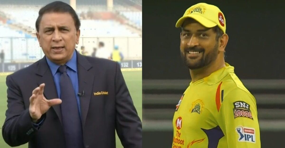 सुनील गावस्कर ने चुनी ऑल टाइम आईपीएल इलेवन, इस खिलाड़ी को बनाया कप्तान 1