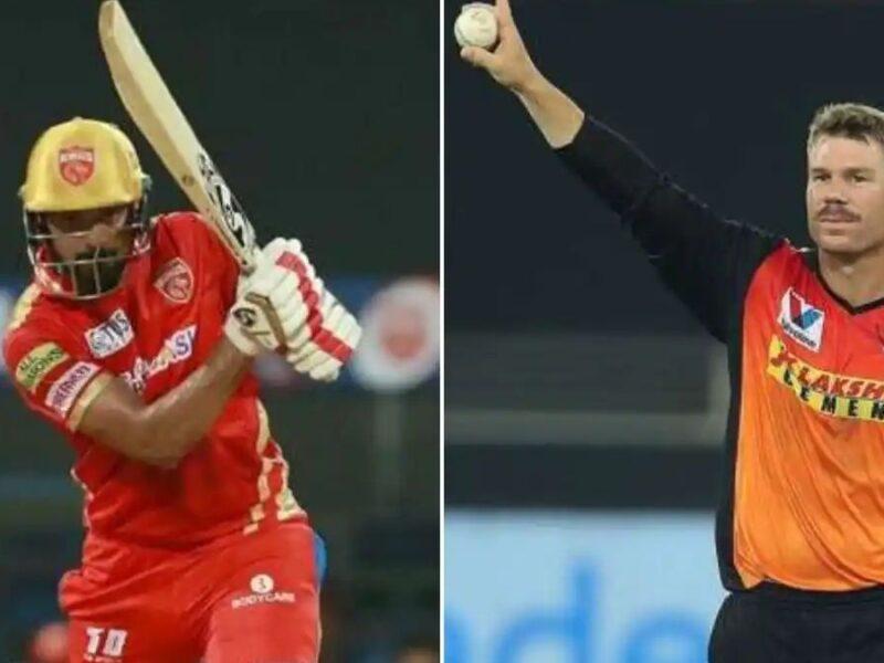 IPL 2021: PBKS vs SRH: TOSS REPORT: पंजाब किंग्स ने टॉस जीतकर किया बल्लेबाजी का फैसला, पहली बार इस खिलाड़ी को मिला मौका 4