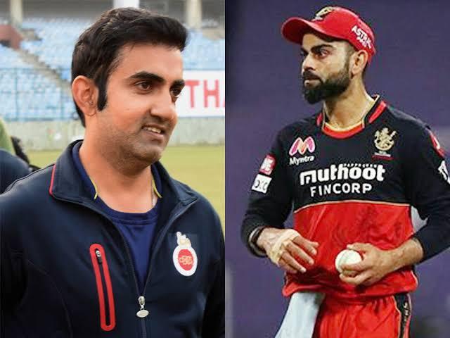 IPL 2021: टॉस के दौरान विराट कोहली की कप्तानी पर भड़क गये गौतम गंभीर, कहा पहली बार देख रहा हूँ ऐसा कप्तान 11