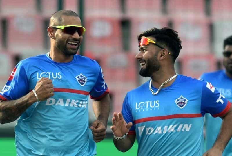 23 साल के ऋषभ की कप्तानी में पहला मैच खेलने के बाद शिखर धवन हुए पंत की कप्तानी के कायल 2