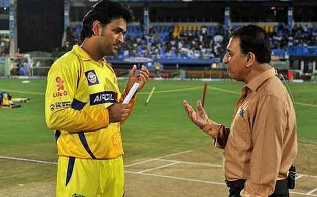 सुनील गावस्कर ने कहा अगर इस बार धोनी को जीतना है आईपीएल तो उपर आकर टीम को करें कंट्रोल 12