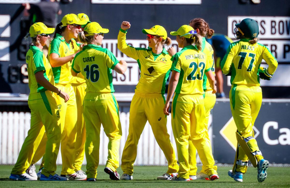 न्यूजीलैंड को पहले वनडे में धूल चटाते ही ऑस्ट्रेलियाई महिला टीम ने बनाया वर्ल्ड रिकॉर्ड 1