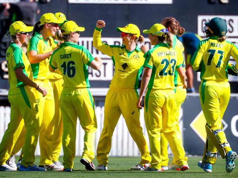 न्यूजीलैंड को पहले वनडे में धूल चटाते ही ऑस्ट्रेलियाई महिला टीम ने बनाया वर्ल्ड रिकॉर्ड 2