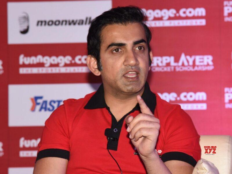 IPL 2021: इस भारतीय खिलाड़ी पर जमकर बरसे गौतम गंभीर, कहा या तो 80-90 बनाता है या कुछ नहीं 1