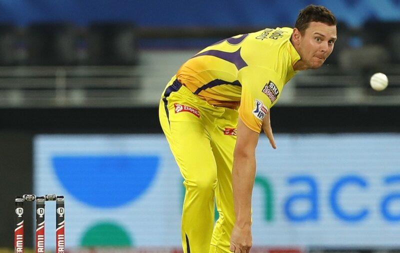 IPL 2021: चेन्नई सुपर किंग्स ने जोश हेजलवुड की जगह इस खिलाड़ी को दिया टीम में जगह, शानदार हैं आंकड़े 14