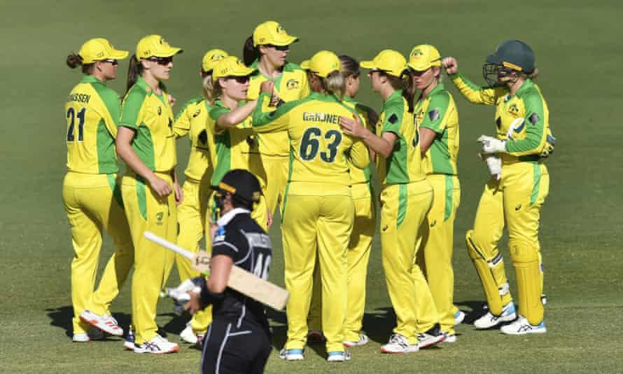 न्यूजीलैंड को पहले वनडे में धूल चटाते ही ऑस्ट्रेलियाई महिला टीम ने बनाया वर्ल्ड रिकॉर्ड 4