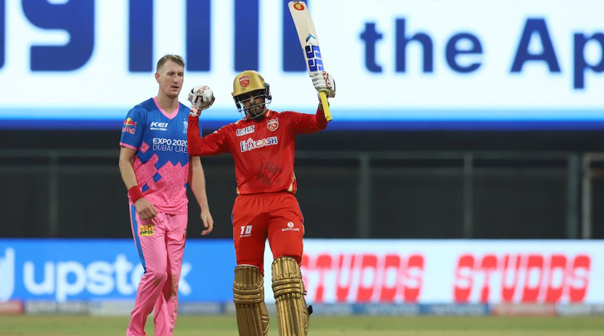 PBKSvsRR : केएल राहुल ने बड़ा दिल दिखाते हुए खुद को नहीं, इन 2 युवा खिलाड़ियों को दिया जीत का श्रेय 2