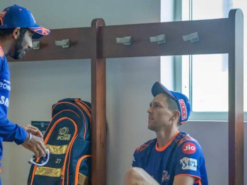 MIvsKKR: ट्रेंट बोल्ट ने किया खुलासा केकेआर से मैच के दौरान जसप्रीत बुमराह हो गये थे निराश, ये थी वजह 6