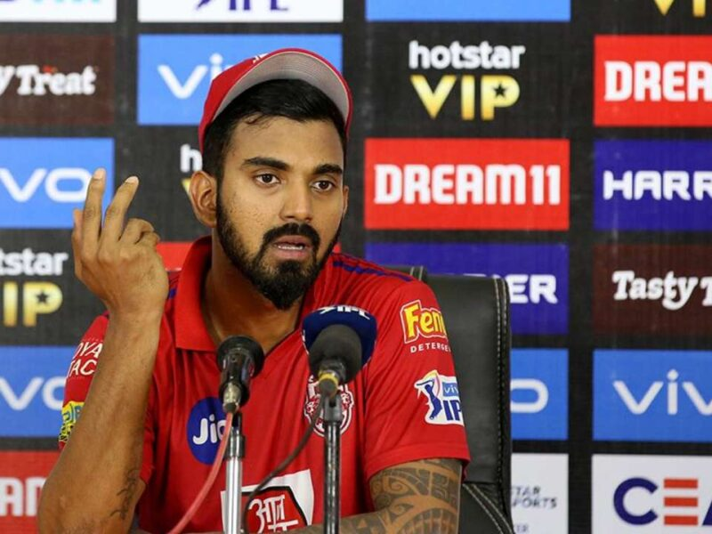 PBKSvsRR : केएल राहुल ने बड़ा दिल दिखाते हुए खुद को नहीं, इन 2 युवा खिलाड़ियों को दिया जीत का श्रेय 4