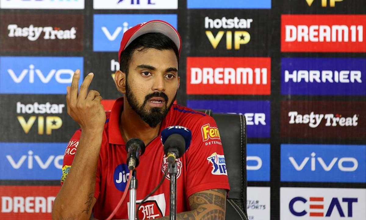 PBKSvsRR : केएल राहुल ने बड़ा दिल दिखाते हुए खुद को नहीं, इन 2 युवा खिलाड़ियों को दिया जीत का श्रेय 1