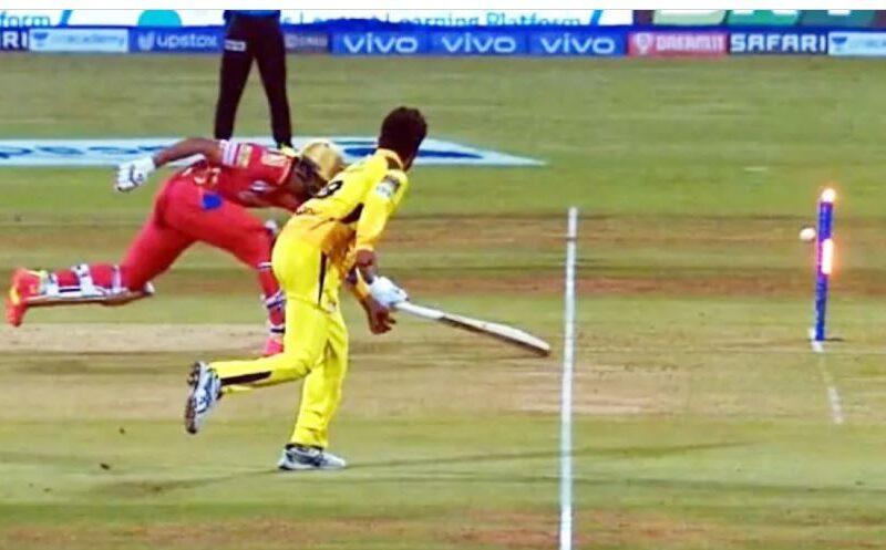 WATCH : रविन्द्र जडेजा की फ़ुर्ती का शिकार बने केएल राहुल, उनका थ्रो बना मैच का टर्निंग पॉइंट 4