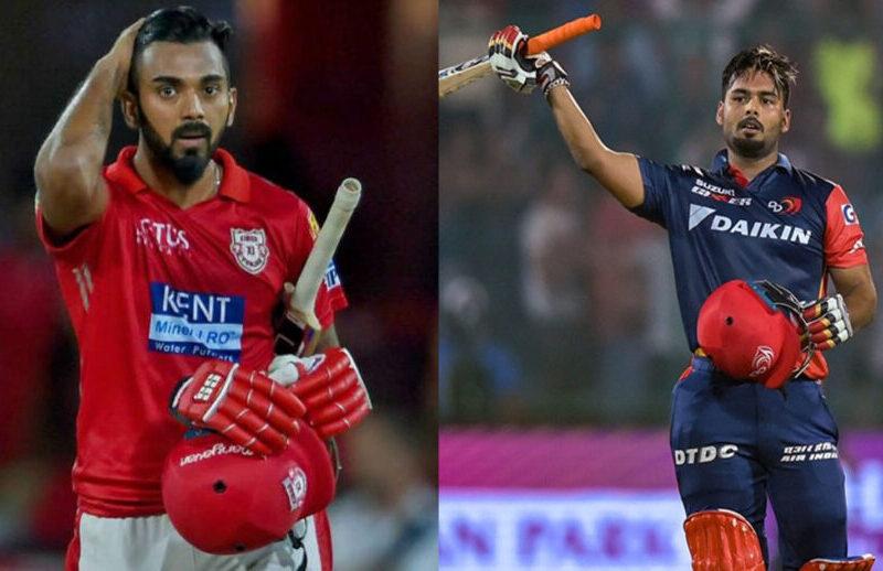 DCvsPBKS : STATS PREVIEW : मैच में बन सकते 8 रिकॉर्ड्स, पंत-राहुल के पास इतिहास रचने का मौका 1