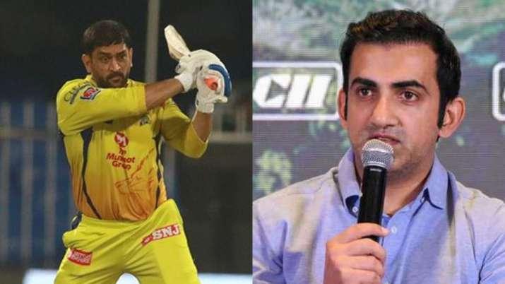 IPL 2021: गौतम गंभीर ने बताया किस नंबर पर करनी चाहिए महेंद्र सिंह धोनी को बल्लेबाजी 6