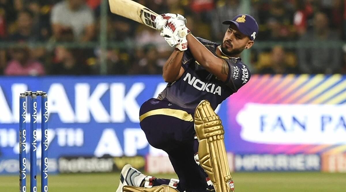 KKRvsSRH : 'मैन ऑफ़ द मैच' नितीश राणा बोले, बल्लेबाजी करते वक्त बस यही चीज चल रही थी दिमाग में 2