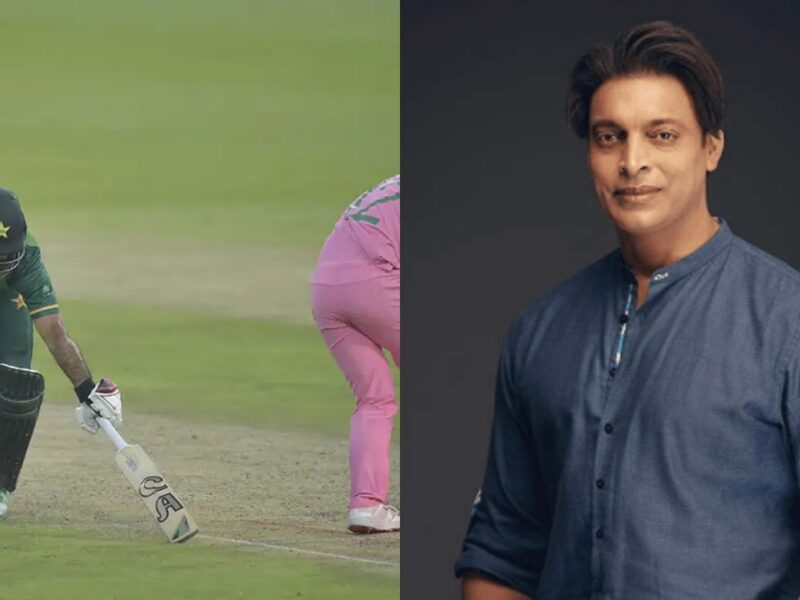 Shoaib Akhtar made a big statement on the run-out of Fakhar Zaman, read