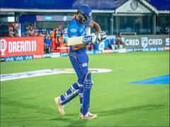 IPL 2021: मैच हारे पर जूते पर लिखे इस सोशल मैसेज की वजह से रोहित शर्मा ने जीता करोड़ो लोग का दिल 13