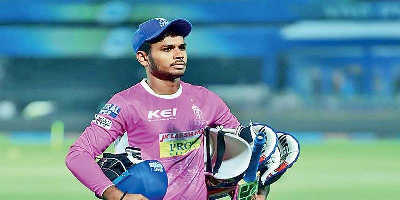 PBKSvsRR : 'मैन ऑफ़ द मैच' संजू सैमसन ने बताया, आखिर कैसे इतनी आसानी से गेंद को हिट कर लेते 4