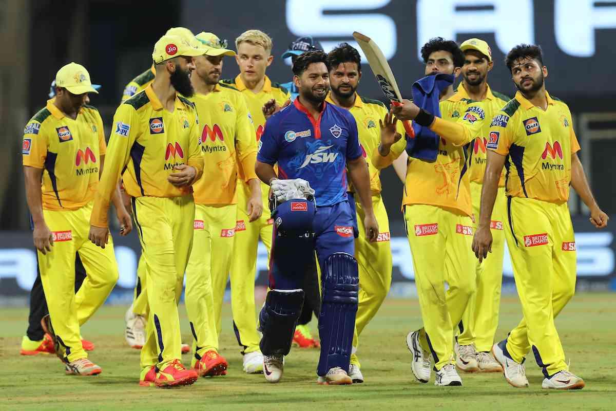 IPL 2021: CSK और दिल्ली के मैच में भारत को लगा एक और झटका, एक और भारतीय खिलाड़ी चोटिल 2