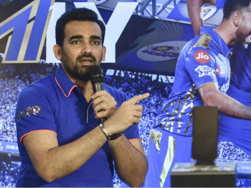 MIvsKKR: मुंबई इंडियंंस के डॉयरेक्टर जहीर खान ने बताया कब से गेंदबाजी करेंगे हार्दिक पांड्या 17